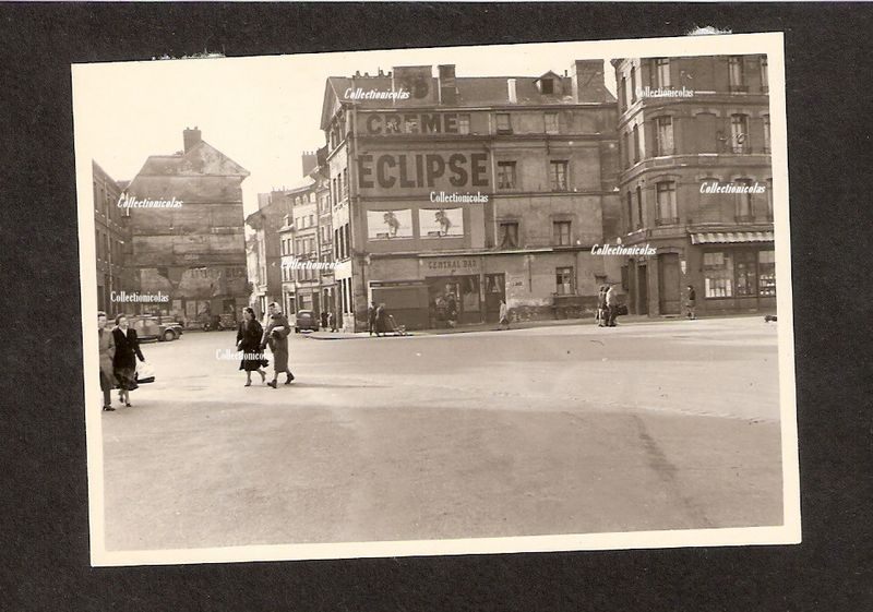 Rouenvers1950PlaceSt-VivienCollectionicolas
