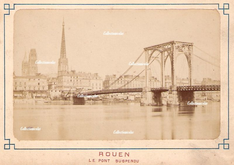 Rouen19émePontSuspenduCollectionicolas