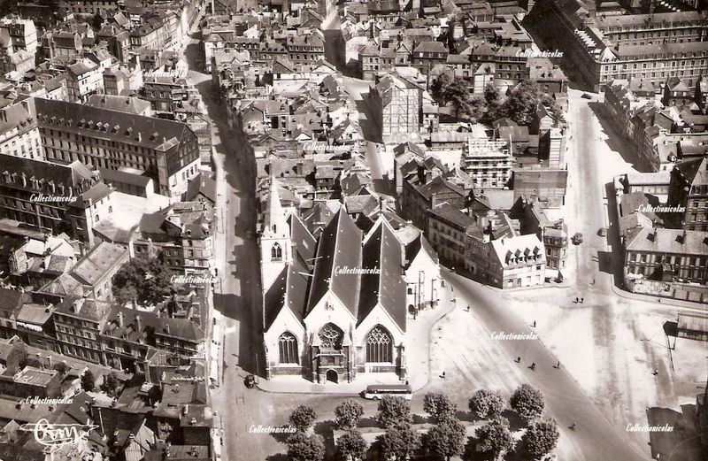 Rouen1960PlaceSt-VivienCollectionicolas0496