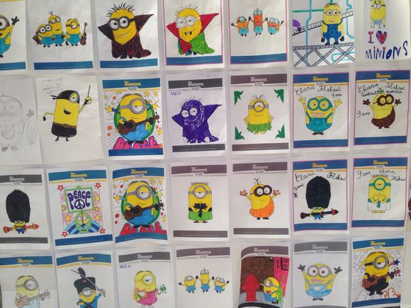 Concours Minions !